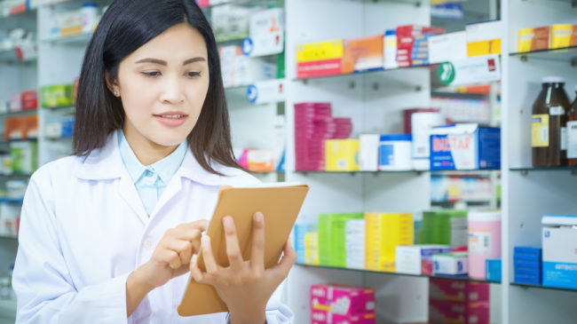 Telepharmacy solution development